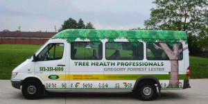 Gregory Forrest Lester - Tree Health Professionals Van