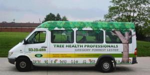Gregory Forrest Lester - Tree Health Professionals Van
